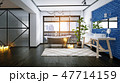バスルーム インテリア 近代的のイラスト 47714159