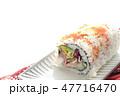 恵方巻 恵方巻き 巻き寿司の写真 47716470