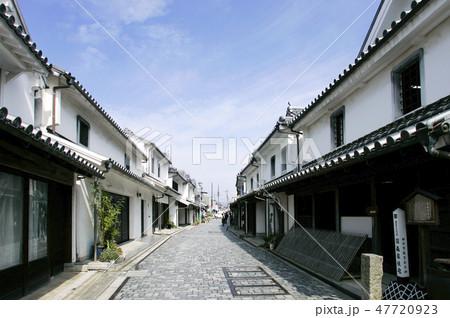 柳井白壁の町並み 47720923