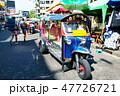 タイ・バンコク・カオサン通りのトゥクトゥク 47726721