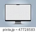 立体 3D 3Dのイラスト 47728583