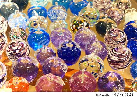 ガラス細工 リンゴの写真素材 [47737122] - PIXTA