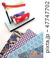 日本 折紙 折り紙の写真 47747702
