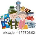 大阪 旅行 観光 スポット 47750362
