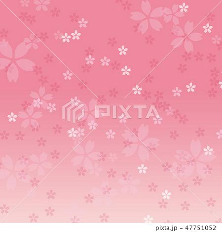 桜 背景 ピンク 47751052