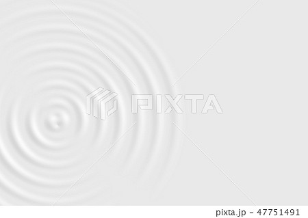 Abstract soft background, texture of white liquid  47751491