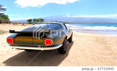 スポーツカー 47753045