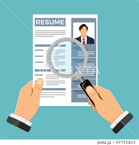 Employment and Hiring Concept 47755833