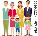 三世代家族 47756600