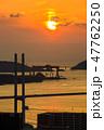 女神大橋 海 橋の写真 47762250