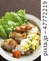 鶏肉 鶏 料理の写真 47772219