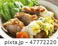 チキン南蛮 唐揚げ 鶏肉の写真 47772220