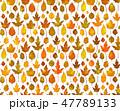 パターン 柄 模様のイラスト 47789133