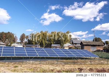 太陽光発電 47795221
