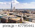 高層ビル群 超高層建築 高層ビルの写真 47795441