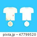 汚れた 汚れ 不潔のイラスト 47799520