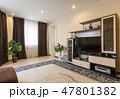 インテリア リビングルーム 家具の写真 47801382