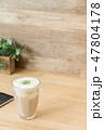 カフェイメージ チーズティー スマートフォン 47804178