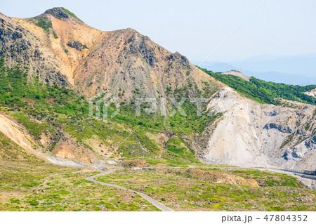 磐梯吾妻スカイライン・浄土平の風景 47804352
