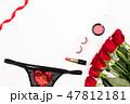 バレンタイン プレゼント デコレーションの写真 47812181