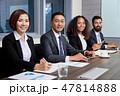 ビジネス 職業 ビジネスマンの写真 47814888