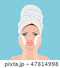 女 女の人 女性のイラスト 47814998