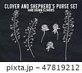 シェパード 羊飼い カバンのイラスト 47819212