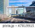《東京都》首都高速・車載撮影 47819915