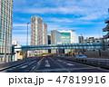《東京都》首都高速・車載撮影 47819916