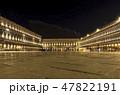 ヴェネチア ベニス 夜景の写真 47822191