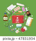 聴診器 メディカル 医療のイラスト 47831934