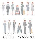 日本ユニバーサルマナー協会監修素材 障害者 47833751