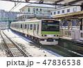 電車 山手線 E231系の写真 47836538