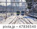 山手線 京浜東北線 電車の写真 47836540