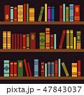 ブック 本 ベクタのイラスト 47843037