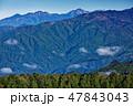 山 八ヶ岳 風景の写真 47843043