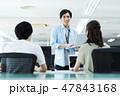 ビジネス エンジニア 会議の写真 47843168