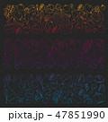 料理 食べ物 食のイラスト 47851990