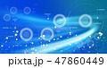 ネットワーク テクノロジー 通信のイラスト 47860449