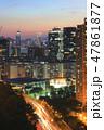 view of city at Tseung Kwan O Road 47861877