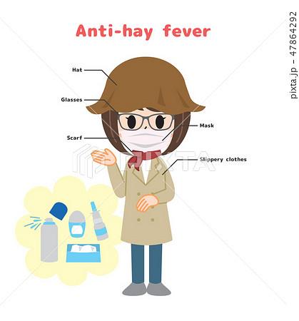 英語 花粉 症