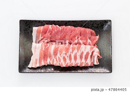 豚バラ肉 47864405