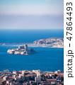 イフ島 フランス マルセイユの写真 47864493