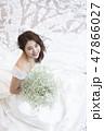 花嫁 女性 1人の写真 47866027