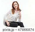 女性 人 ポートレートの写真 47866874