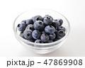 ブルーベリー フルーツ 果物の写真 47869908