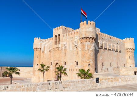 Citadel of Qaitbay or the Fort of Qaitbay 47876844