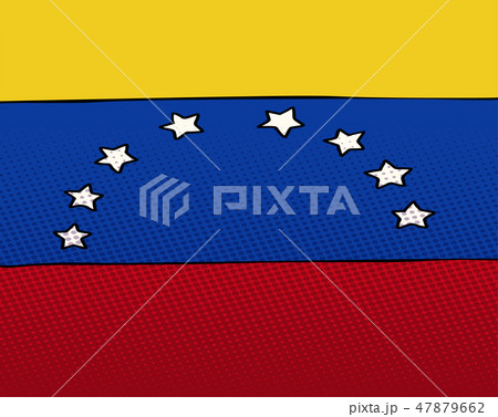 national flag of Venezuela 47879662