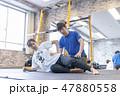 ジム ダイエット トレーニング イメージ 47880558