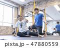 ジム ダイエット トレーニング イメージ 47880559